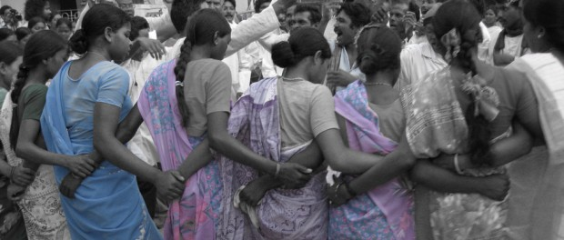Adivasi Women Dancing