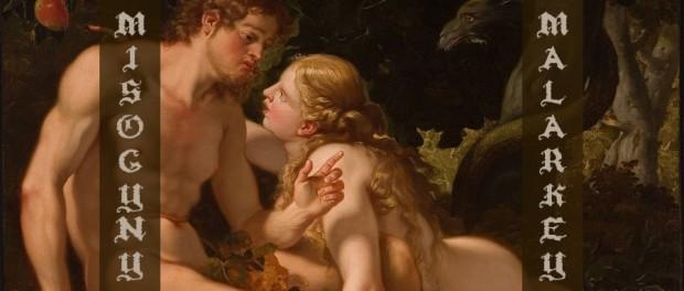 Adam and Eve by Antonio Molinari