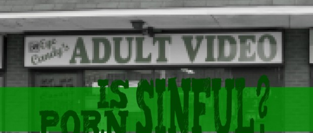 adult video store entrance