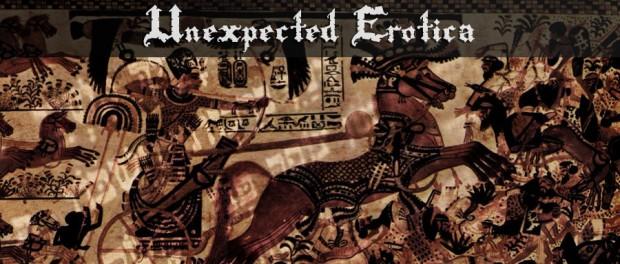 Tutankhamun in the fight against Asians