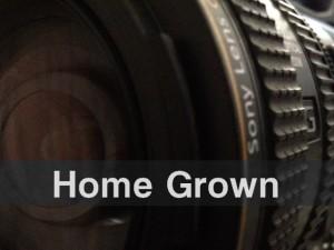 close up of a camera lens
