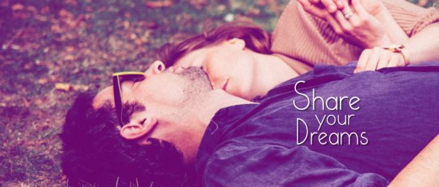share your dreams with your spouse